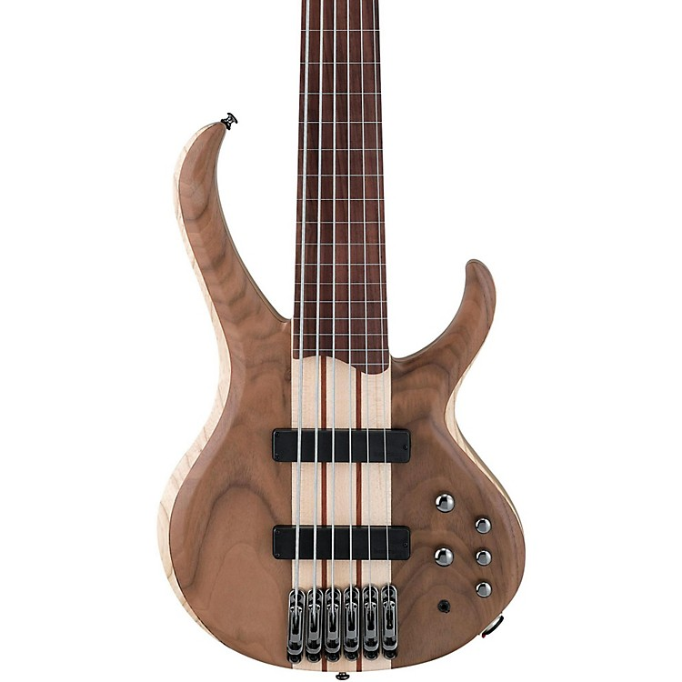 IbanezBTB676F Fretless 6-String Bass