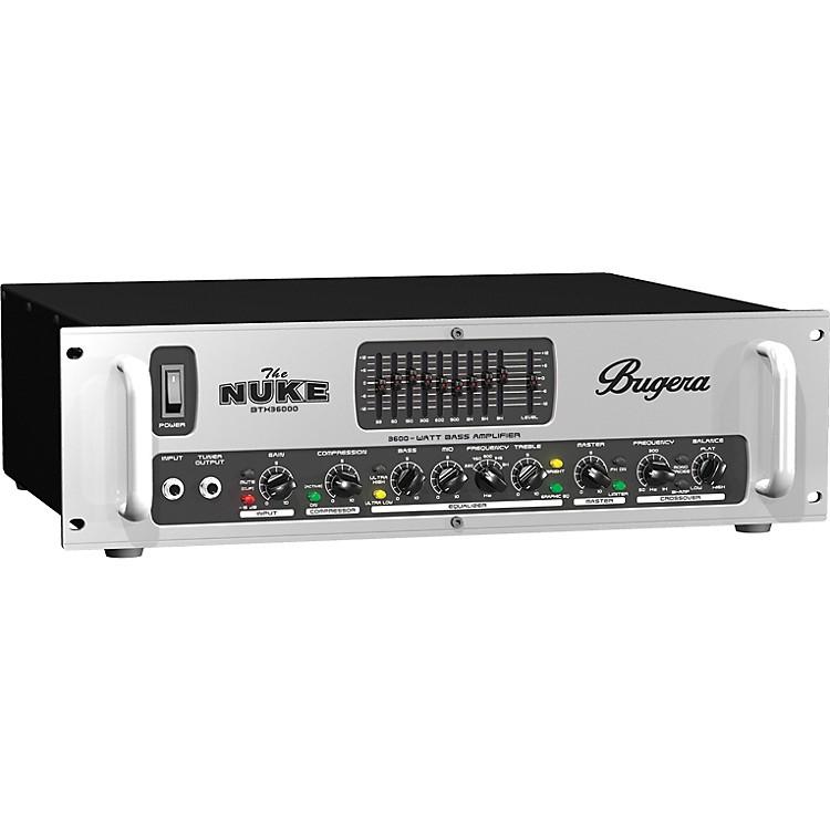 BugeraBTX36000 The Nuke 3600W Bass Amp Head
