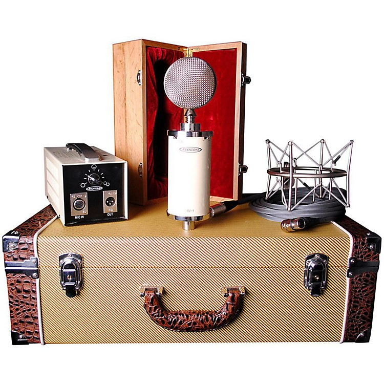 AvantoneBV-1 Tube Condensor Microphone