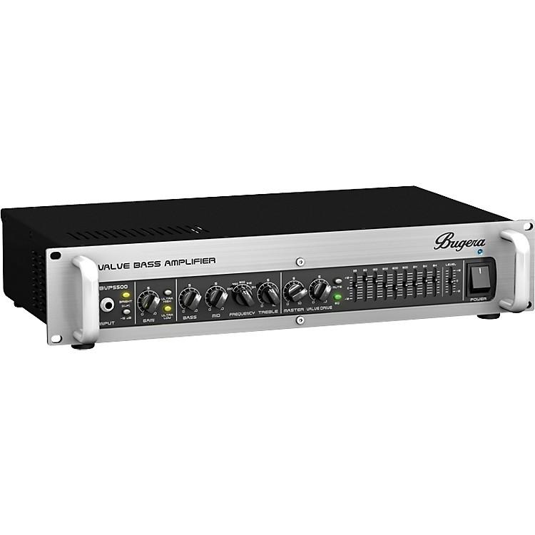 BugeraBVP5500 550W Tube Bass Amplifier Head