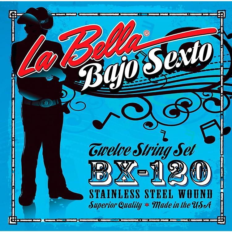 LaBellaBX120 Bajo Sexto Strings