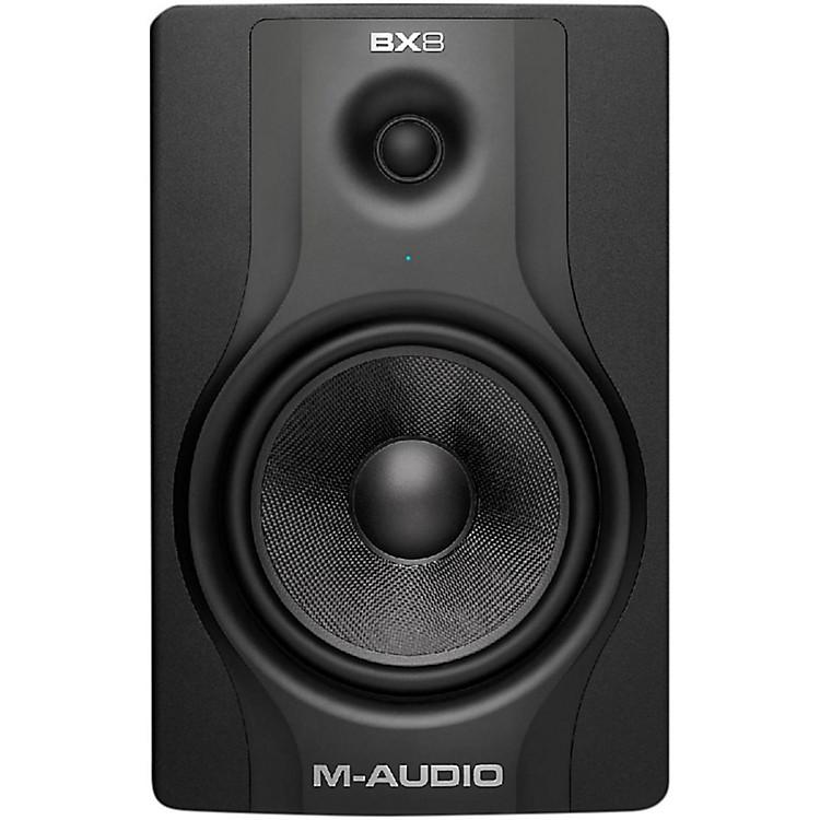 M-AudioBX8 Carbon Black Studio Monitor (Each)