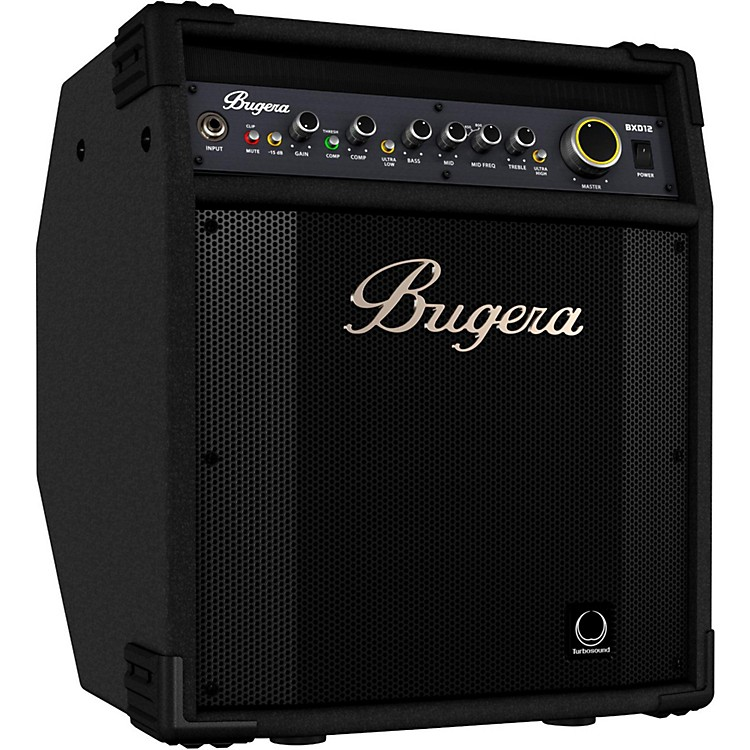 Bugera BXD12 1,000W 1x12 Bass Combo Amplifier Black