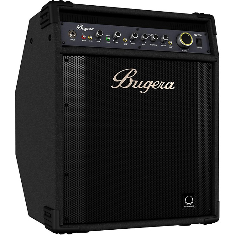 Bugera BXD15 Ultrabass 1,000W 1x15 Bass Combo Amplifier Black
