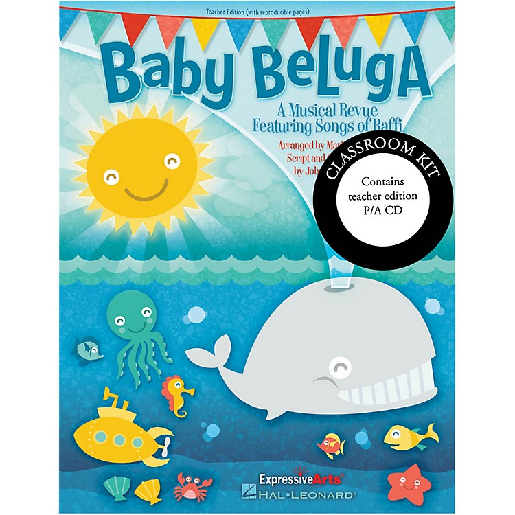 Hal LeonardBaby Beluga Classroom Kit