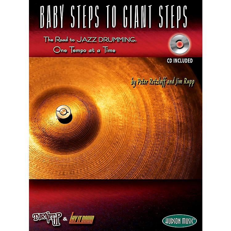 Hudson Music Baby Steps To Giant Steps (Book/CD)