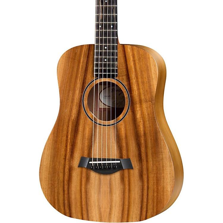 taylor baby taylor bte koa dreadnought acoustic electric guitar music123. Black Bedroom Furniture Sets. Home Design Ideas