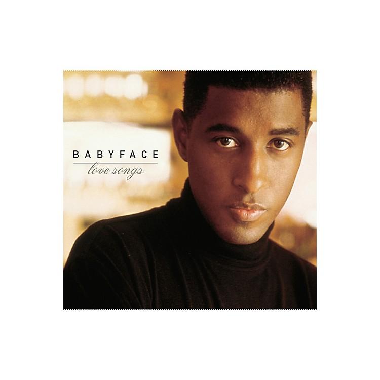 AllianceBabyface - Love Songs (CD)