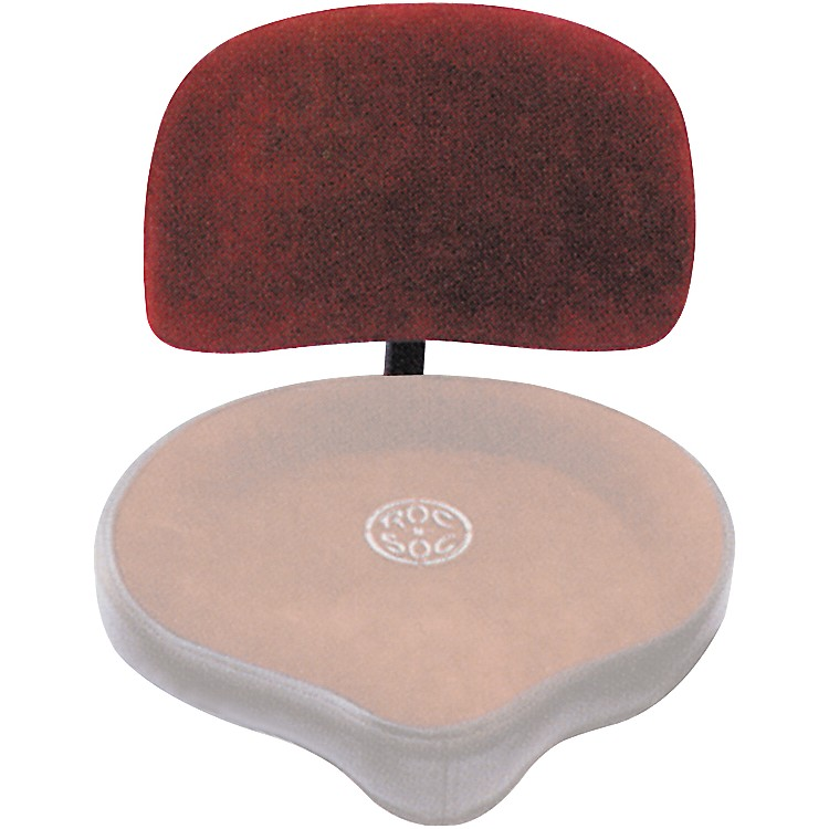 ROC-N-SOC Back Rest Red