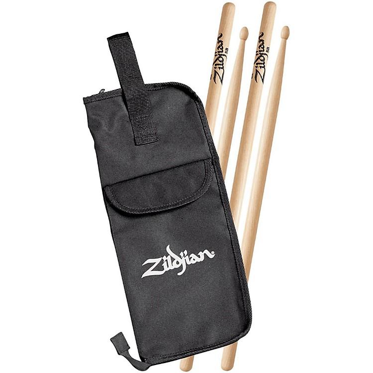 ZildjianBack to School Stick Pack with Bag5BWood