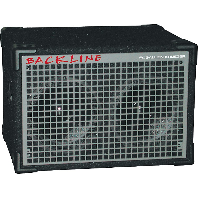 Gallien-Krueger Backline 210BLX 2x10 Bass Speaker Cabinet | Music123