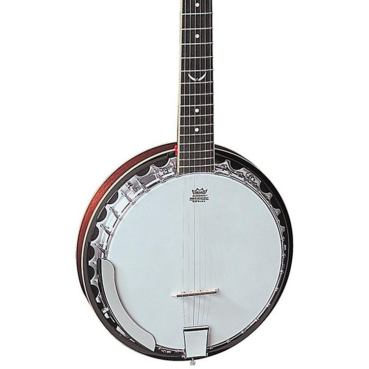 Dean Backwoods 6 Banjo Natural