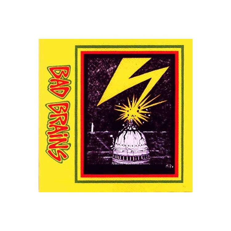 AllianceBad Brains - Bad Brains (Colors Available: Black / Yellow / Red)