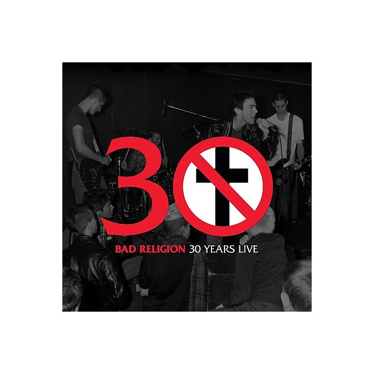 AllianceBad Religion - 30 Years Live