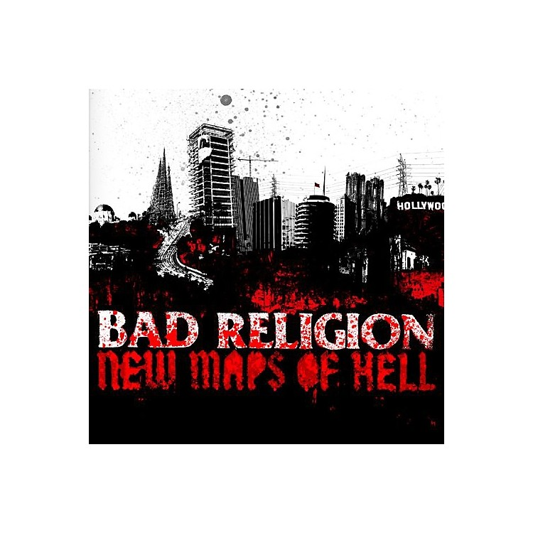 AllianceBad Religion - New Maps of Hell