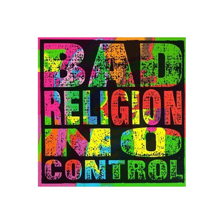 AllianceBad Religion - No Control