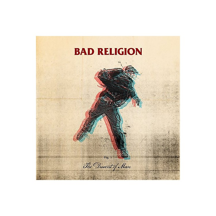 Alliance Bad Religion - The Dissent Of Man