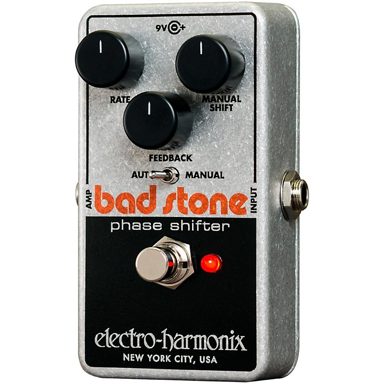 Electro-HarmonixBad Stone Phase Shifter Guitar Effects Pedal