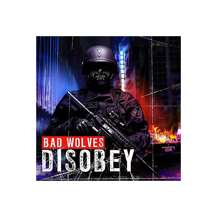 Alliance Bad Wolves - Disobey (CD)