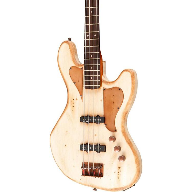AXLBadwater Capricorn Electric Bass GuitarOff White