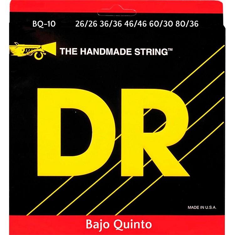 DR StringsBajo Quinto Bass Strings - 10 String