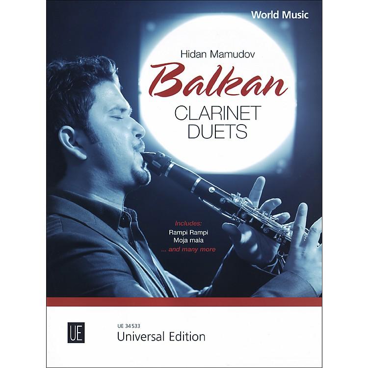 Theodore PresserBalkan Clarinet Duets (Book)