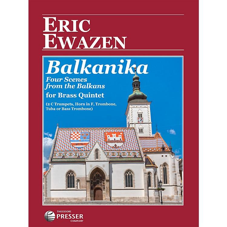 Theodore PresserBalkanika (Book + Sheet Music)