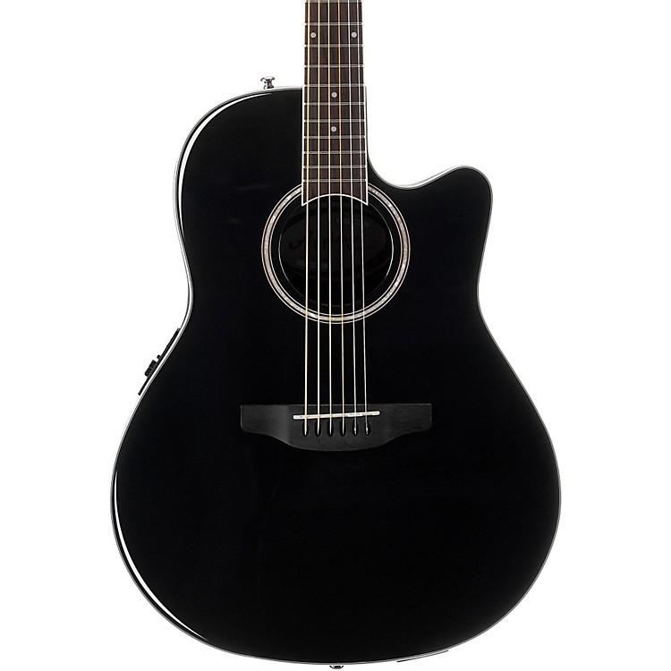 ApplauseBalladeer Series AB24II Acoustic-Electric GuitarBlack