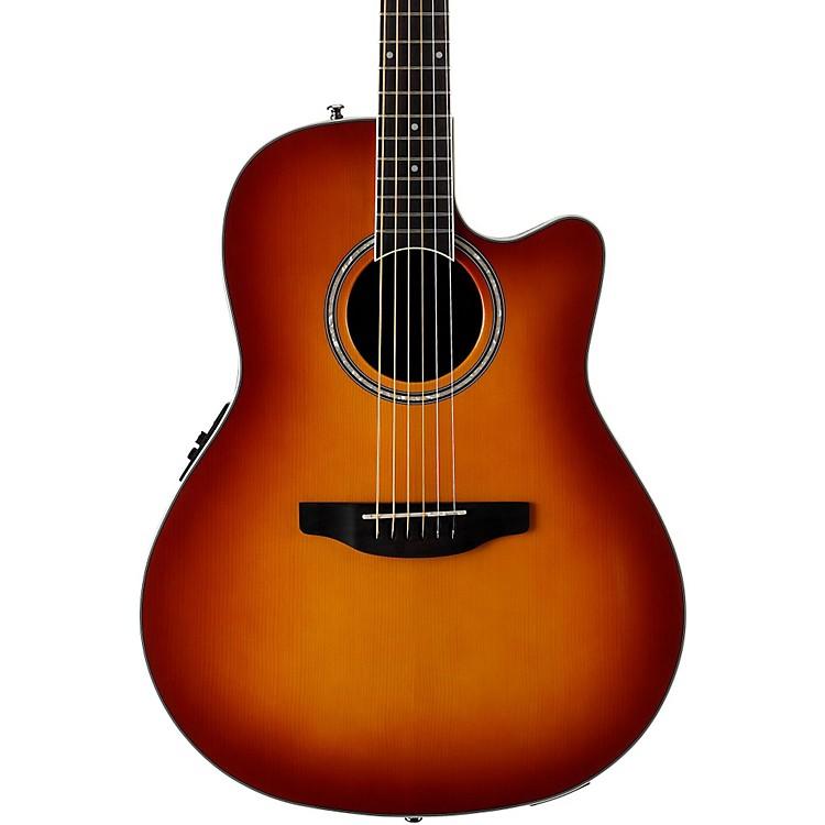 ApplauseBalladeer Series AB24II Acoustic-Electric GuitarHoney Burst
