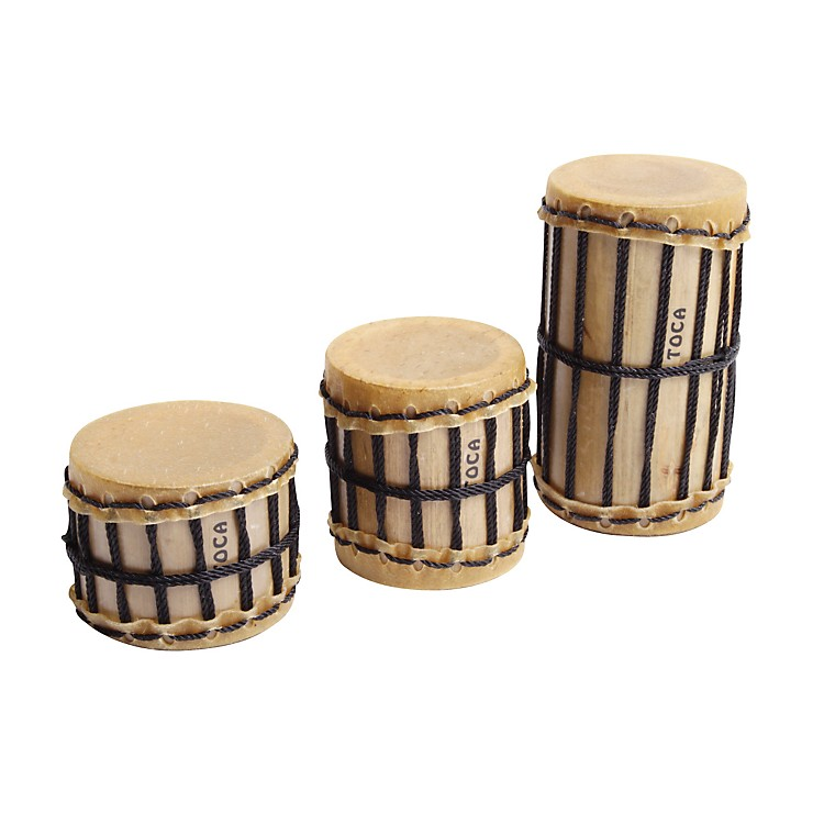 TocaBamboo Shakers Set of 3