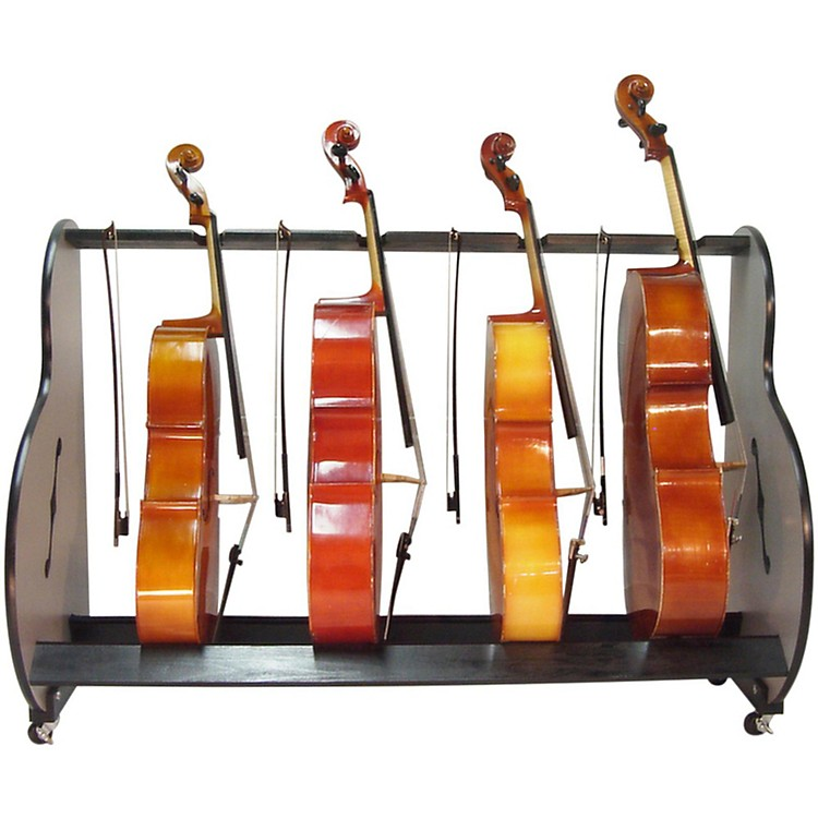 A&S Crafted ProductsBand Room Cello Rack57 in. x 37 in. x 23 in.