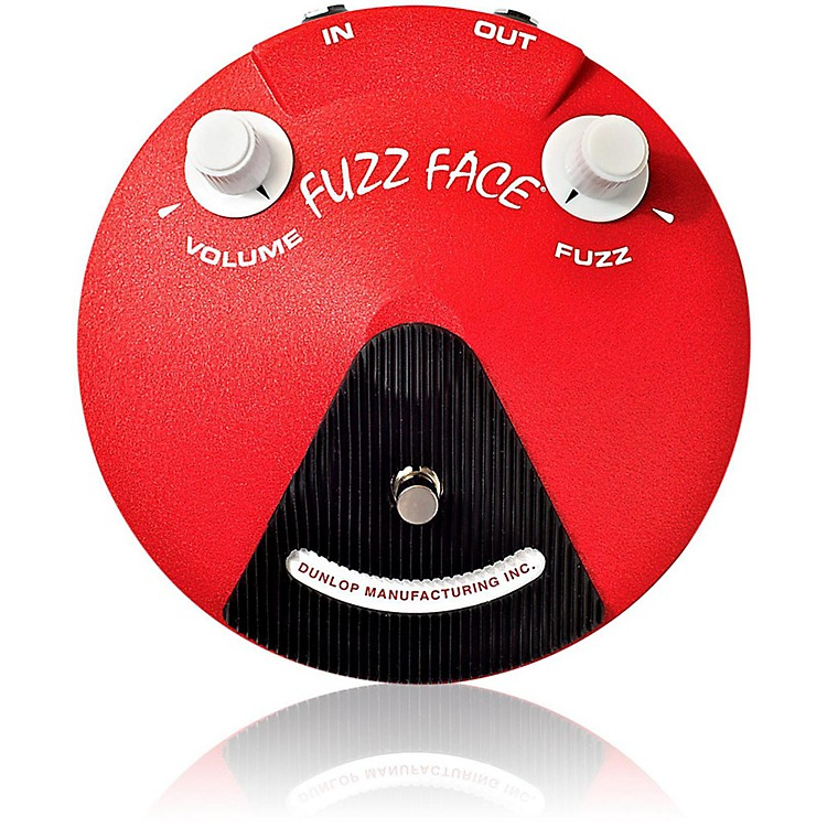DunlopBand of Gypsys Limited Edition Fuzz Face Guitar Effects PedalRegular888365901732
