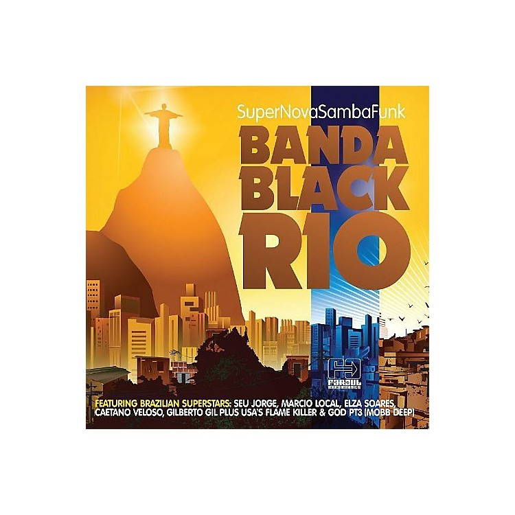 Alliance Banda Black Rio - Super Nova Samba Funk