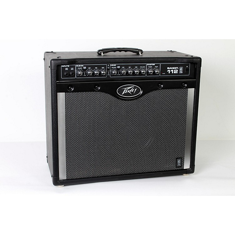 Peavey Bandit 112 Guitar Amplifier with TransTube Technology  888365843384