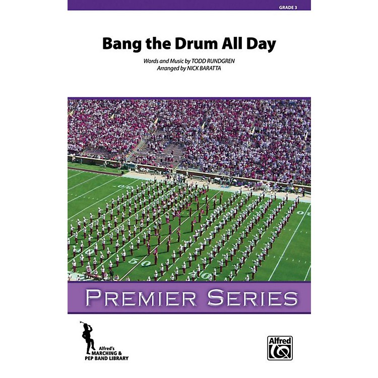 AlfredBang the Drum All Day Grade 3 (Medium)