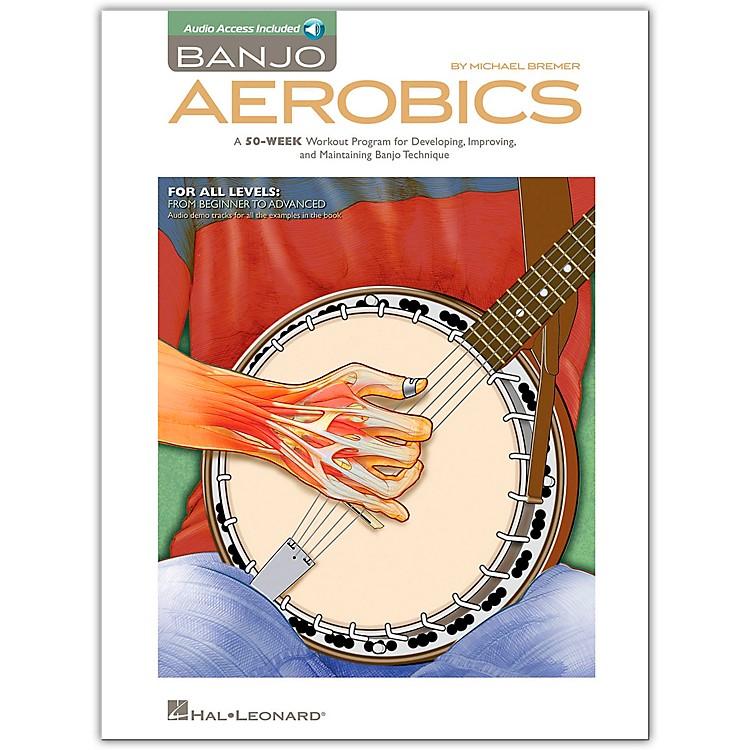 Hal LeonardBanjo Aerobics - Book/Online Audio