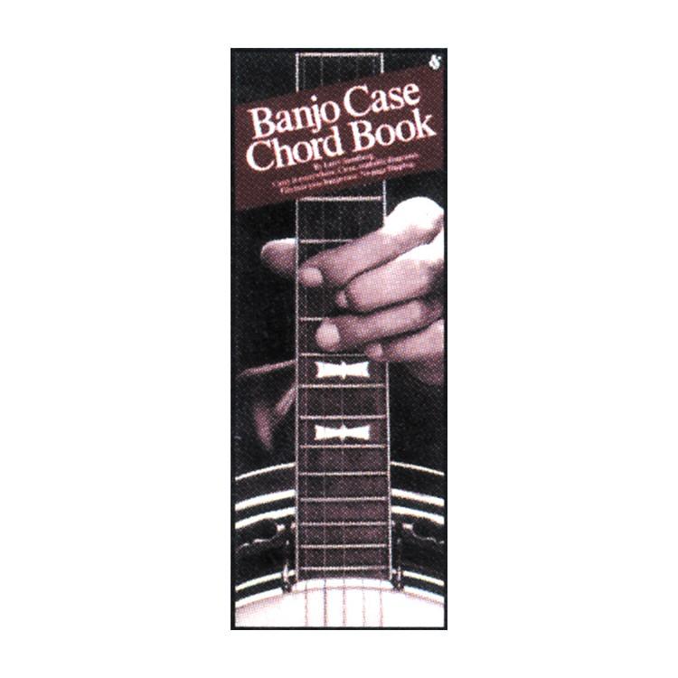 Music SalesBanjo Case Chord Book