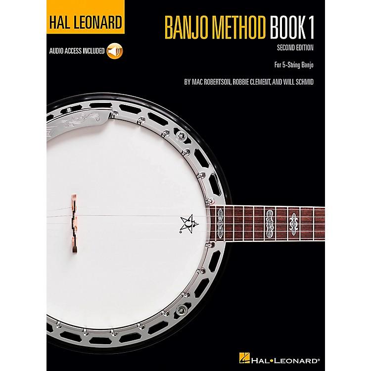 Hal LeonardBanjo Method - Volume 1 Book/CD