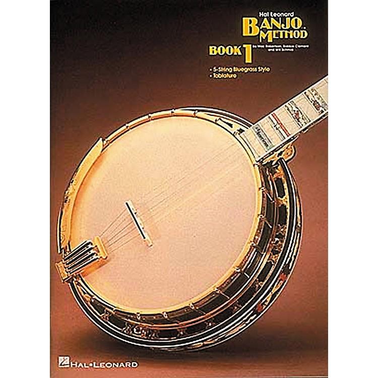 Hal LeonardBanjo Method Book 1