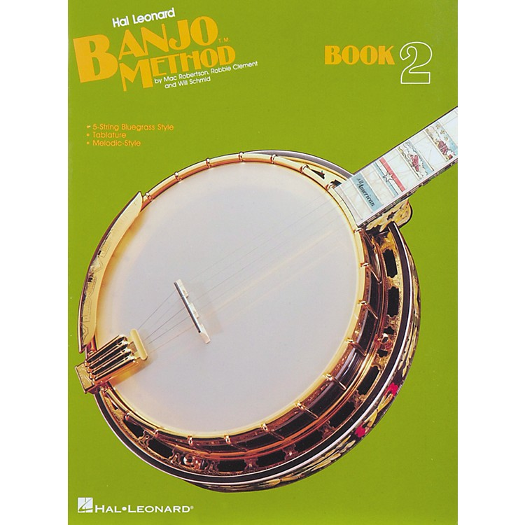 Hal LeonardBanjo Method Book 2