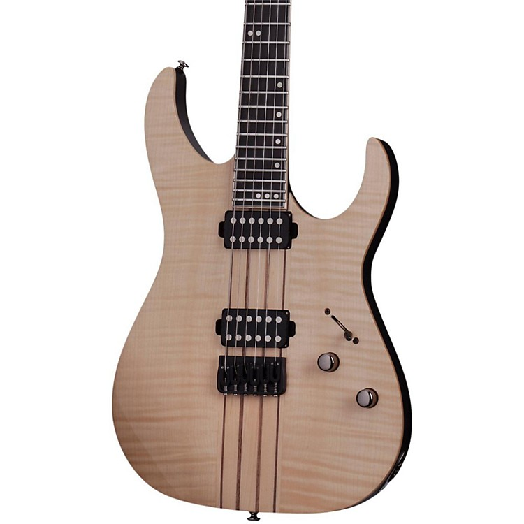 Schecter Guitar Research Banshee Elite-6 Electric Guitar Gloss Natural