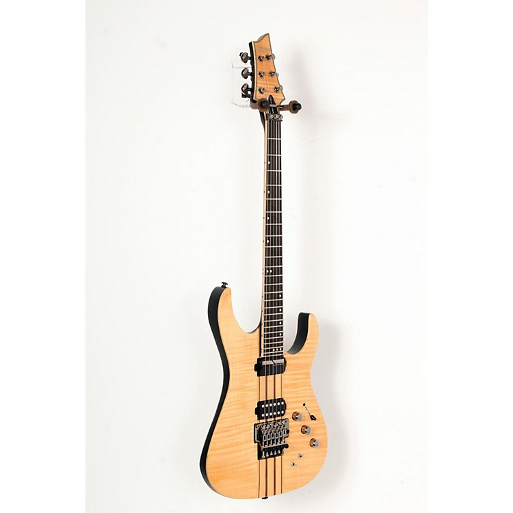 Schecter Guitar ResearchBanshee Elite-6 with Floyd Rose and Sustainiac Electric GuitarGloss Natural888365797359