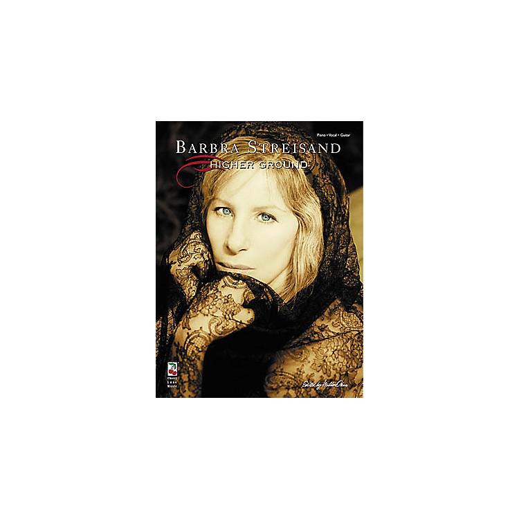 Cherry LaneBarbra Streisand - Higher Ground Piano, Vocal, Guitar Songbook