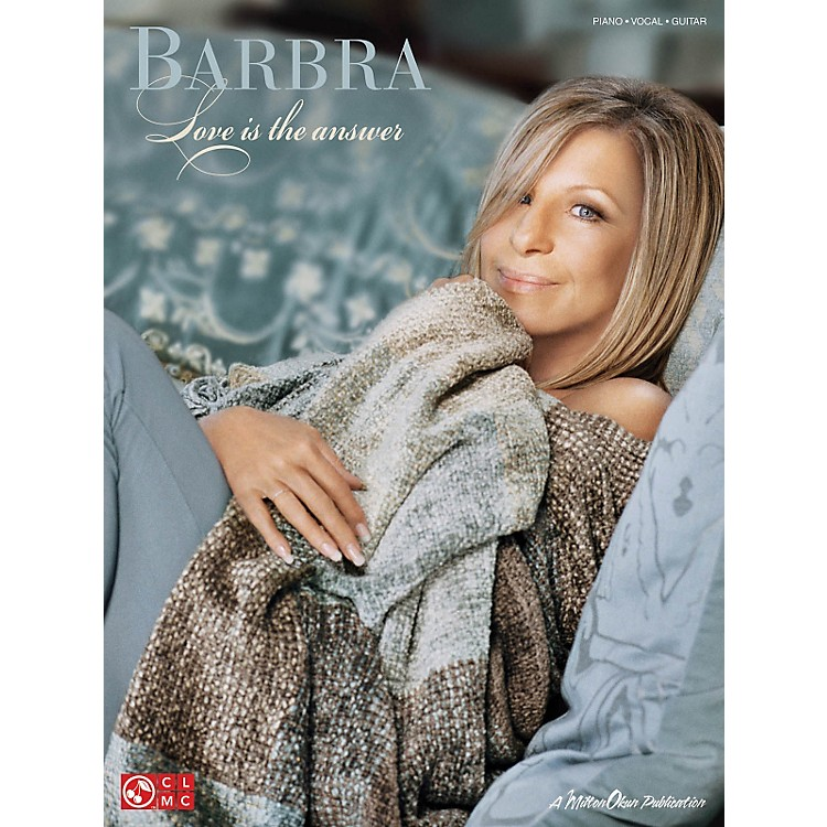 Cherry LaneBarbra Streisand - Love Is The Answer PVG Songbook