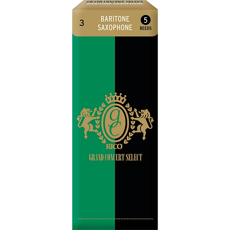 Grand Concert Select Baritone Saxophone Reed Strength 3