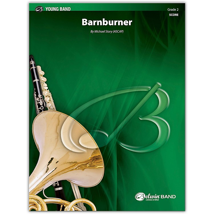 BELWINBarnburner Conductor Score 2 (Easy)