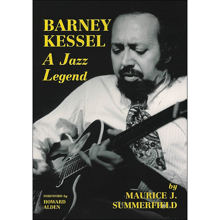Hal LeonardBarney Kessel: A Jazz Legend