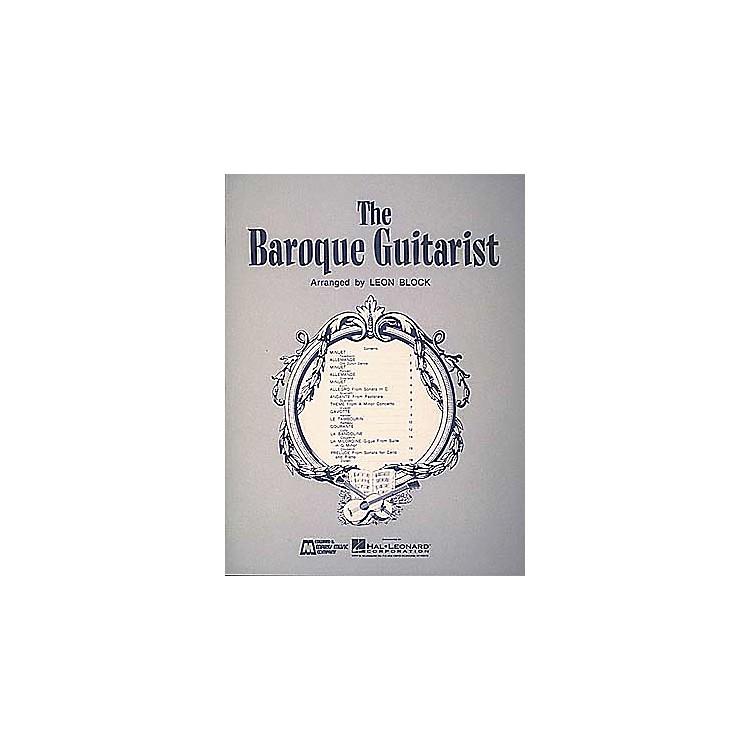 Edward B. Marks Music CompanyBaroque Guitarist Book
