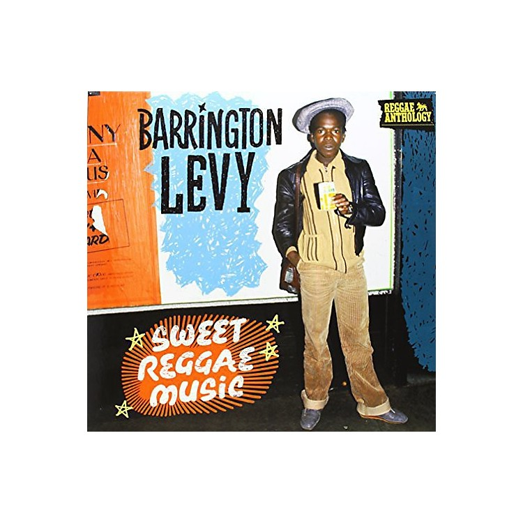 AllianceBarrington Levy - Sweet Reggae Music