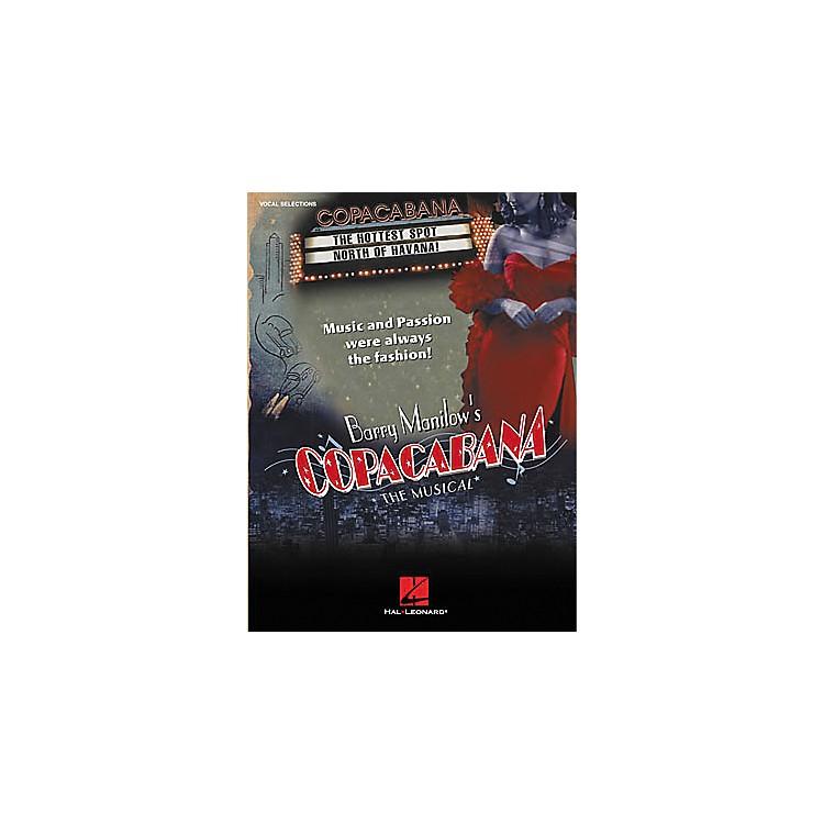 Hal LeonardBarry Manilow's Copacabana Piano, Vocal, Guitar Songbook